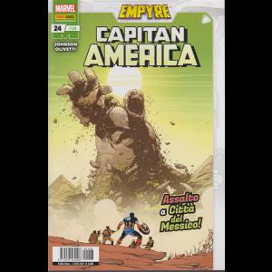 Capitan America -n. 128 - Assalto a Città del Messico! - mensile - 12 novembre 2020