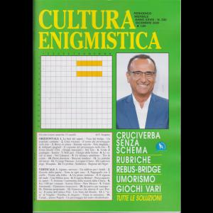 Cultura Enigmistica - n. 330 - mensile - dicembre 2020