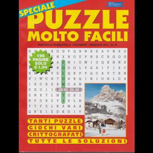 Speciale Puzzle molto facili - n. 30 - trimestrale - dicembre - febbraio 2021 - 196 pagine