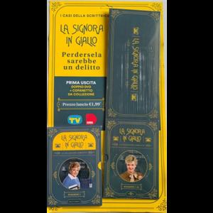 1 e 2 Dvd - La Signora in giallo + cofanetto by Sorrisi e Canzoni TV