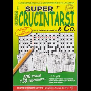 Supercrucintarsi & Co. - n. 48 - novembre - dicembre 2020 - trimestrale - 200 pagine - 130 crucintarsi