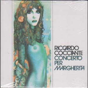 I grandi album italiani 1970-2000 - Riccardo Cocciante - Concerto per Margherita - quarta uscita - cd + libretto inedito