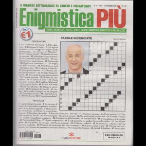 Enigmistica Piu' - n. 47 - 24 novembre 2020 - settimanale
