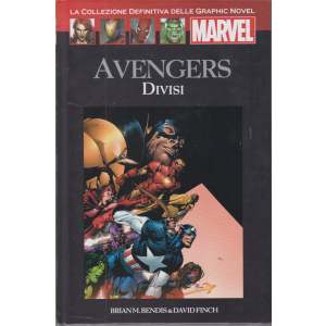Graphic Novel Marvel - Avengers Divisi - n. 59 - 14/11/2020 - quattordicinale - copertina rigida