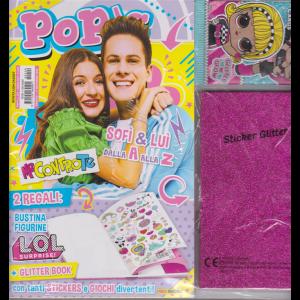 Pop's - + gadget - n. 229 - mensile - 17 novembre 2020