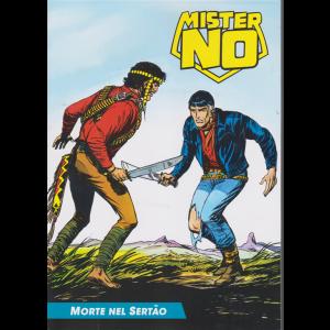 Mister No - Morte nel Sertao - n. 4 - settimanale -