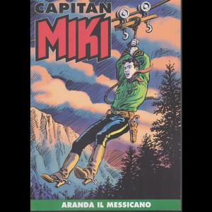 Capitan Miki - n. 93 - Aranda il messicano - settimanale
