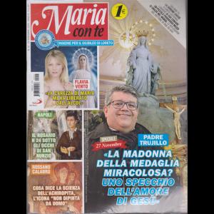 Maria con te - n. 47 - settimanale - 22 novembre 2020