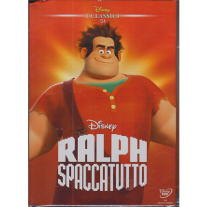 I Dvd di Sorrisi 4 - n. 3 - Ralph spaccatutto - 17/11/2020 - settimanale