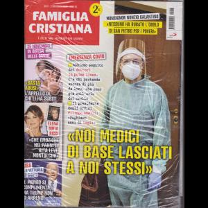 Famiglia Cristiana - + Il libraio copia omaggio - n. 47 - 22 novembre 2020 - settimanale