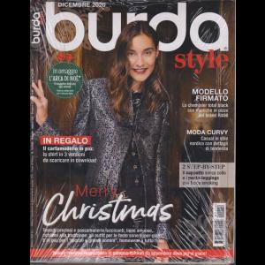 Burda style -+  Arca di Noe'in   Omaggio - n. 12 - dicembre 2020 - mensile - 2 riviste