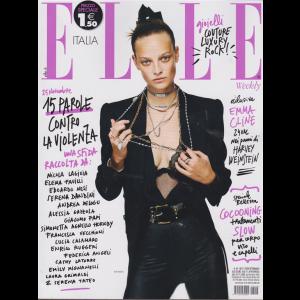 Elle - n. 44 - settimanale - 28/11/2020