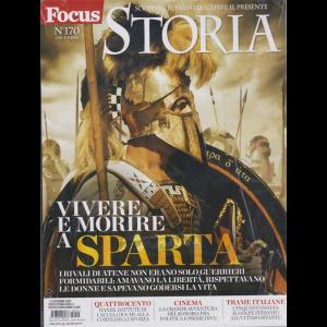 Focus Storia + Focus Storia wars - n. 170 - 17 novembre 2020 - 2 riviste