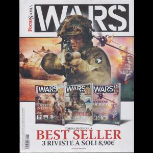 Focus Storia Wars - 3 riviste - novembre 2020 - mensile