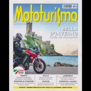 Mototurismo - n. 264 - novembre - dicembre 2020 - bimestrale