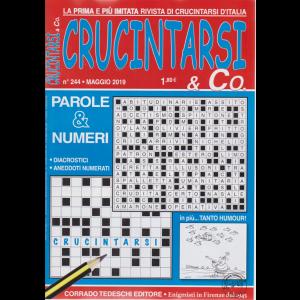 Crucintarsi E Co. - n. 244 - maggio 2019 - mensile -