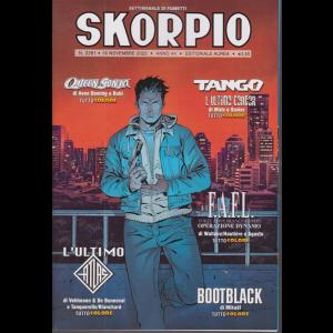 Skorpio - n. 2281 - 19 novembre 2020 - settimanale di  fumetti