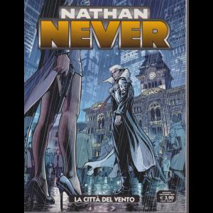 Nathan Never - La città del vento - n. 354 - mensile - novembre 2020