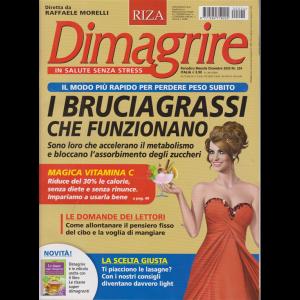 Dimagrire - n. 224 - I bruciagrassi che funzionano - mensile - dicembre 2020