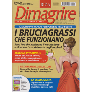 Abbonamento Dimagrire (cartaceo  mensile)
