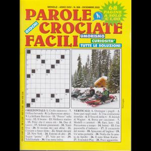 Parole Crociate facili - n. 266 - mensile - dicembre 2020 - 68 pagine
