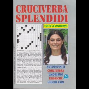 Abbonamento Cruciverba splendidi (cartaceo  mensile)