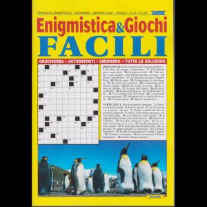 Enigmistica & Giochi facili - n. 9 - bimestrale - dicembre - gennaio 2021 -