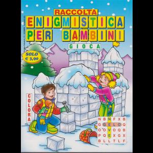 Raccolta Enigmistica per bambini - n. 174 - dicembre - febbraio 2021