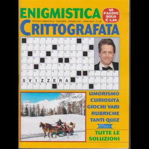 Enigmistica Crittografata - n. 248 - bimestrale - dicembre - gennaio 2021 - 68 pagine