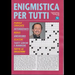 Abbonamento Enigmistica per tutti (cartaceo  mensile)
