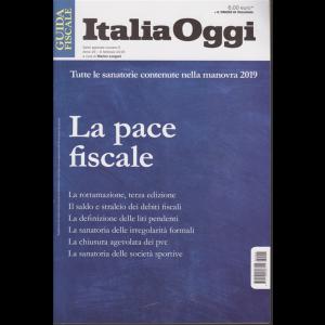 Guida Italia Oggi - La Pace Fiscale - n. 5 - 6 febbraio 2019 -