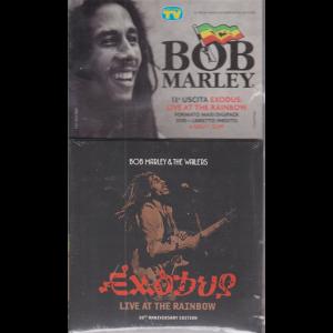 Gli speciali musicali di Sorrisi 3 - n. 13 - Bob Marley - tredicesima uscita - Exodus live at the rainbow - dvd + libretto inedito  - settimanale - novembre 2020 -
