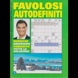 Favolosi  Autodefiniti - n. 121 - trimestrale - dicembre - febbraio 2021 -