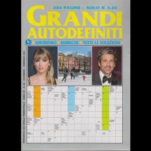 Grandi Autodefiniti - n. 58 - trimestrale - dicembre - febbraio 2021 - 244 pagine