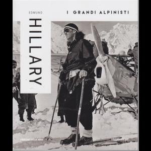 I grandi alpinisti - Edmund Hillary - n. 12 - settimanale -