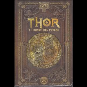 Mitologia Nordica - n. 8 - Thor e i guanti del potere - settimanale - 20/11/2020 - copertina rigida
