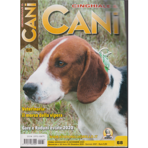 Cinghiale & Cani - n. 68 - 20 novembre 2020 - bimestrale