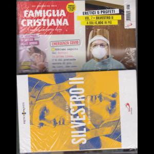 Famiglia cristiana - + il libro Eretici o profeti - Silvestro II - Un papa tra genio e magia - n. 47 - settimanale - 22 novembre 2020 - rivista + libro