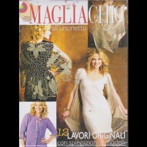 Maglia Chic all'uncinetto - n. 1 - mensile - dicembre 2020