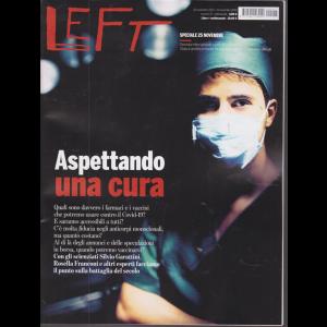 Left Avvenimenti - n. 47 - 20 novembre 2020 - 26 novembre 2020 - settimanale