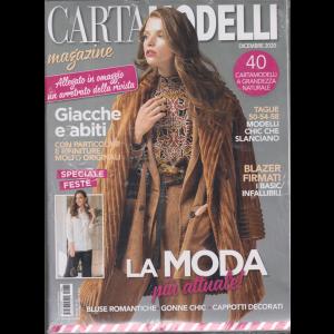 Cartamodelli MagazIne - n. 34 - mensile - dicembre 2020 - 2 riviste