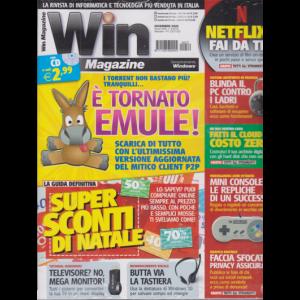 Abbonamento Win Magazine (cartaceo  mensile)