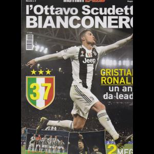 Istant Calcio -L'ottavo scudetto bianconero - n. 8 - 23 aprile 2019 - maggio - giugno 2019