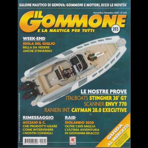 Il gommone e la nautica per tutti - n. 393 - novembre - dicembre 2020 - mensile