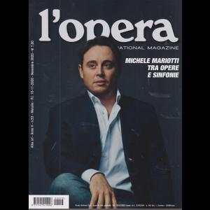 L'opera international magazine - n. 53 - novembre 2020 - mensile