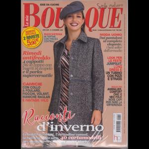 La mia boutique stile italiano - n. 12 - dicembre 2020 - mensile - 2 riviste