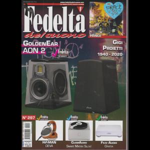 Fedelta' del suono -  - n. 297 - mensile - novembre 2020