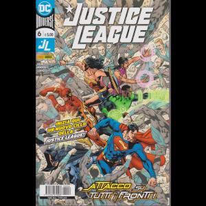 Justice League - Attacco su tutti i fronti! - n. 6 - mensile - 19 novembre 2020