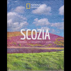 National Geographic - Scozia. Edimburgo, le brughiere e i castelli - n. 12 - 20/11/2020 - settimanale - copertina rigida