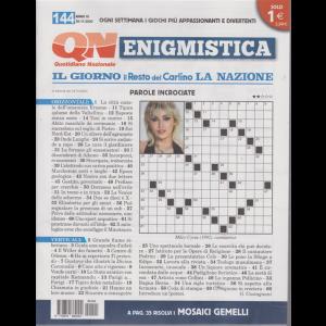Enigmistica - n. 144 - 30/11/2020 - settimanale